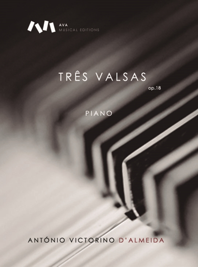 Picture of Três Valsas, op. 18