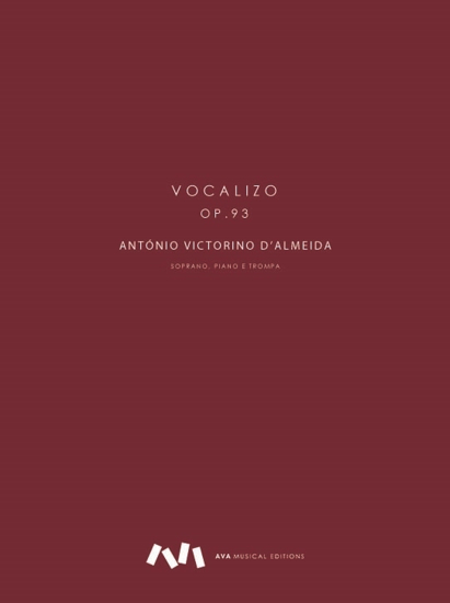 Picture of Vocalizo, op.93