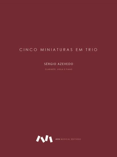 Picture of 5 Miniaturas em Trio