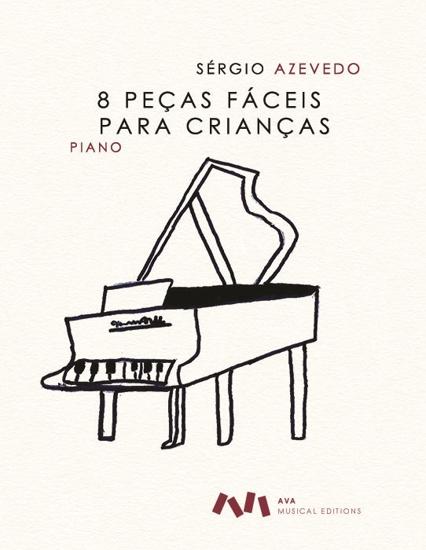 Picture of 8 Peças Fáceis para crianças
