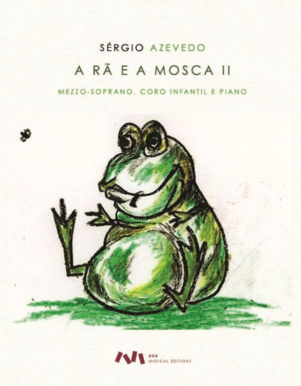 Imagem de A Rã e a Mosca (II)