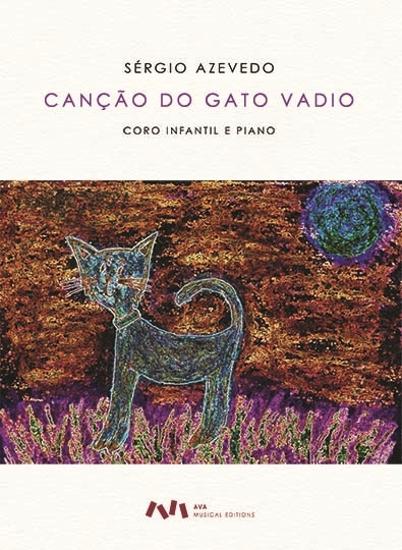 Picture of Canção do gato vadio