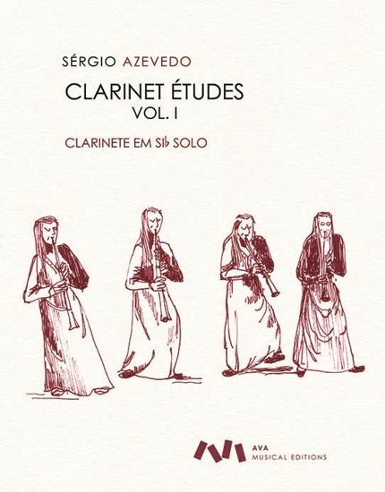 Picture of Clarinet Études I