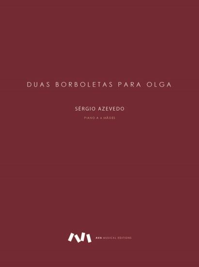 Imagem de Duas Borboletas para Olga