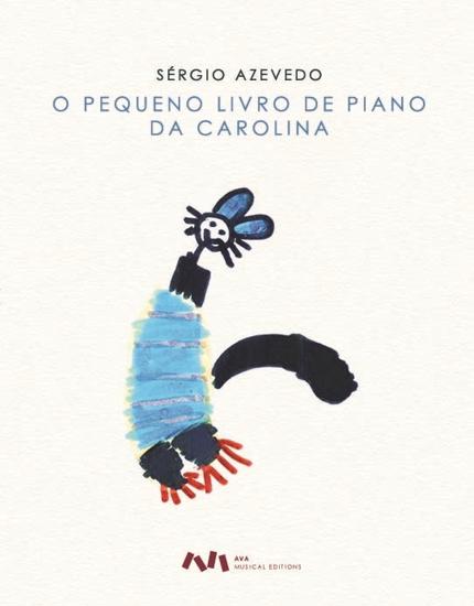 Imagem de O Pequeno Livro de Piano da Carolina