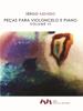 Imagem de Peças para Violoncelo e Piano Vol. III