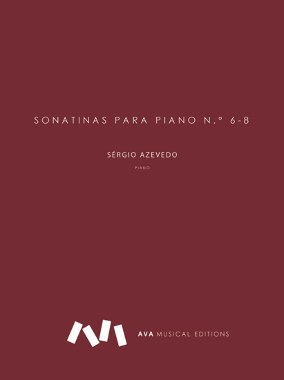 Picture of Sonatinas para Piano n.º 6-8