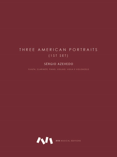 Picture of Three American Portraits (1st set)