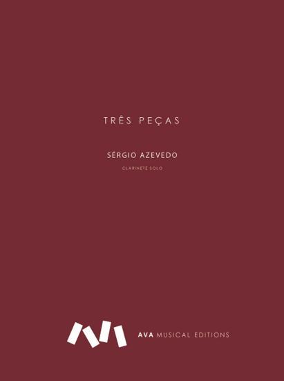 Picture of Três Peças para Clarinete Solo