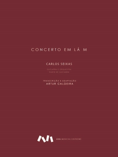 Picture of Concerto em Lá M - Parte de guitarra
