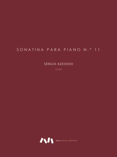 Imagem de Sonatina para Piano n.º 11
