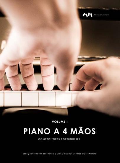 Picture of Repertório para pianistas - Piano a 4 mãos, Vol. I