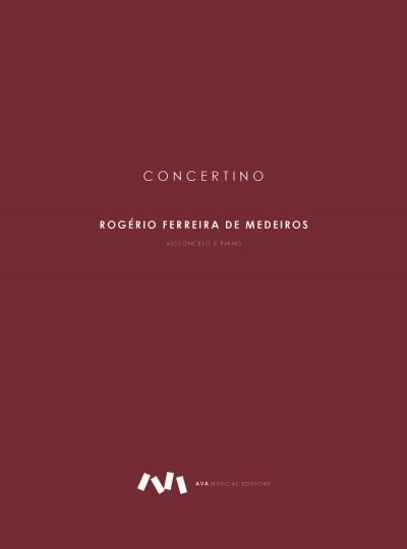 Picture of Concertino para Violoncelo e Piano