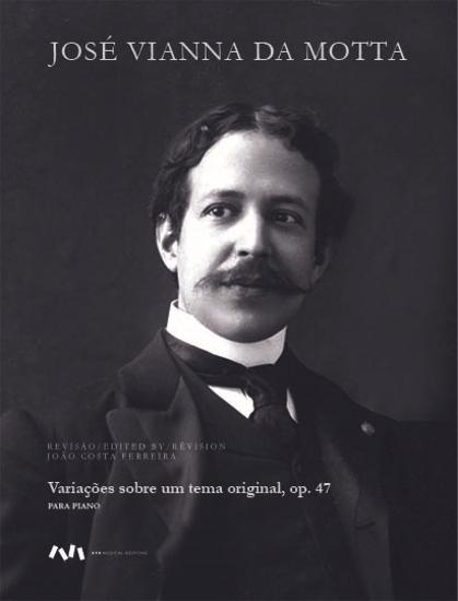 Picture of Variações sobre um tema original, op. 47