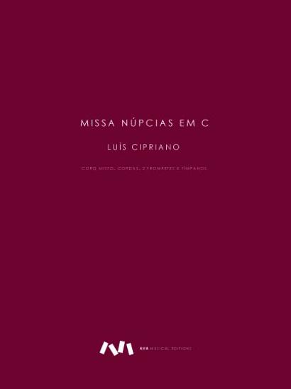 Picture of Missa Núpcias em C