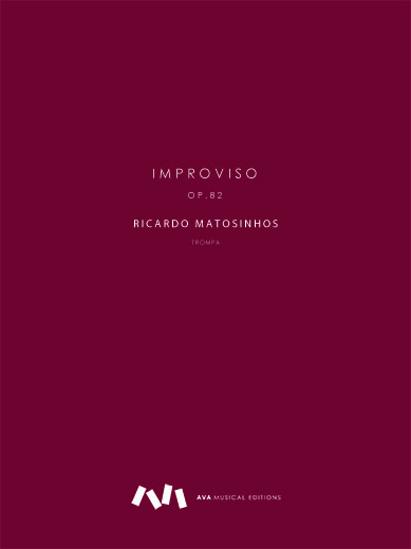 Picture of Improviso, op.82
