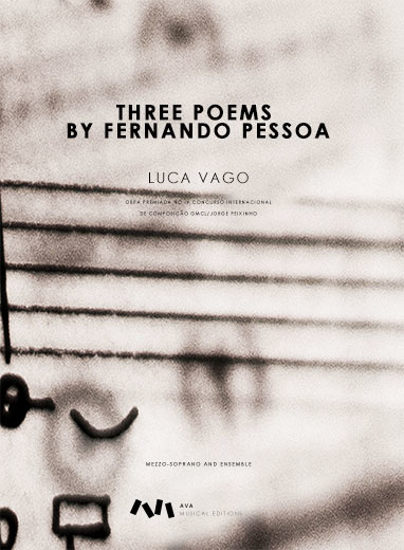 Picture of Three poems by Fernando Pessoa