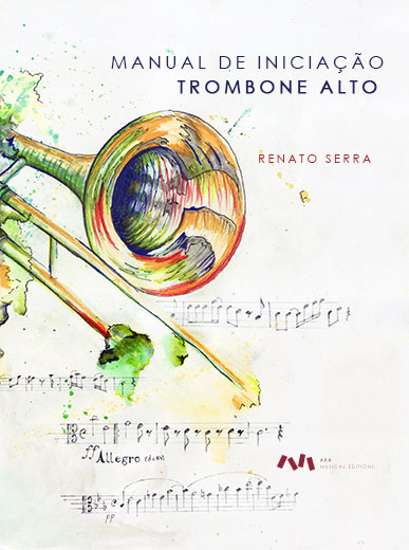 Picture of Manual de Iniciação ao Trombone Alto