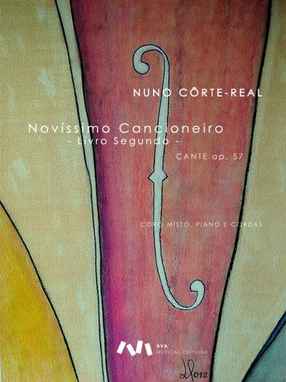 Picture of Novíssimo Cancioneiro - Livro Segundo - CANTE op. 57