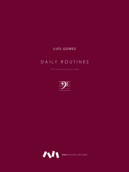 Picture of Daily Routines  - Bass clef