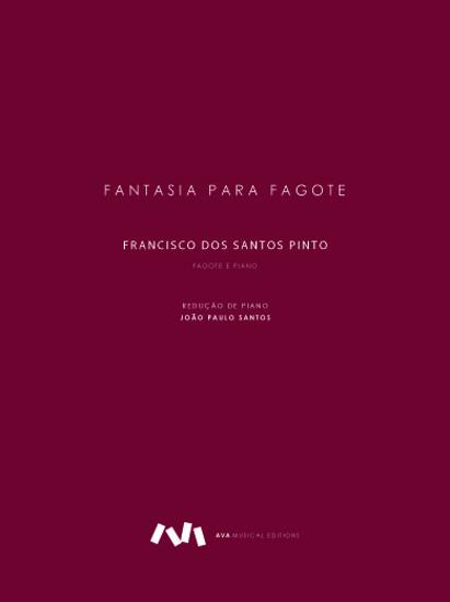 Imagem de Fantasia para Fagote e Orquestra de Sopros