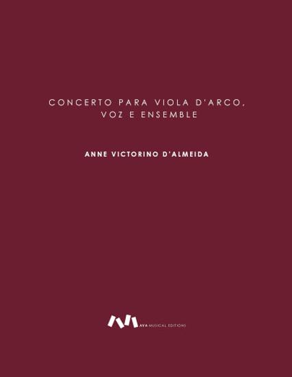 Picture of Concerto para Viola d'Arco, Voz e Ensemble