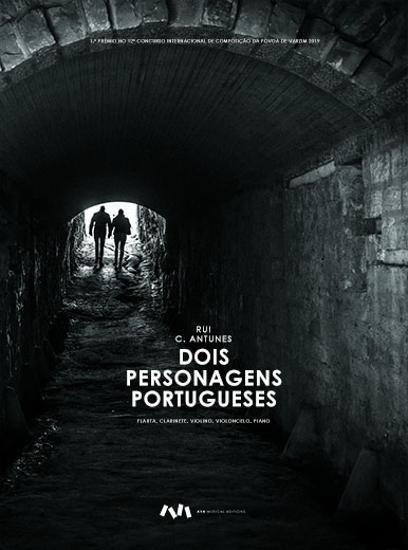 Imagem de Dois Personagens Portugueses