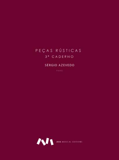 Picture of Peças Rústicas (3º caderno)
