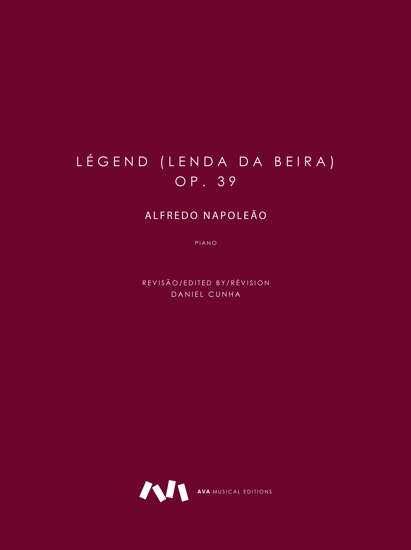 Picture of Légend (Lenda da Beira) op. 39