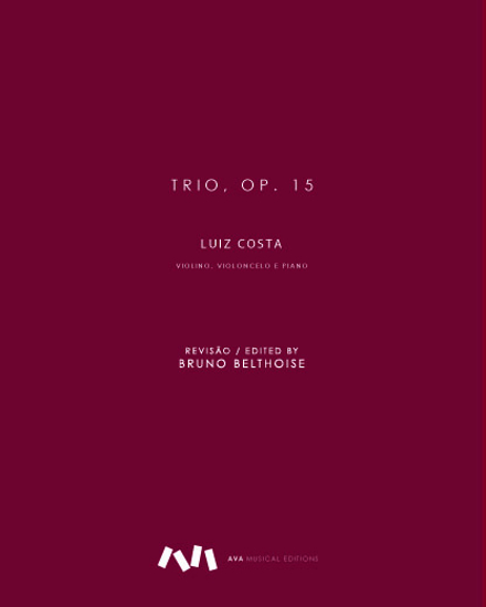 Picture of Trio  Op. 15