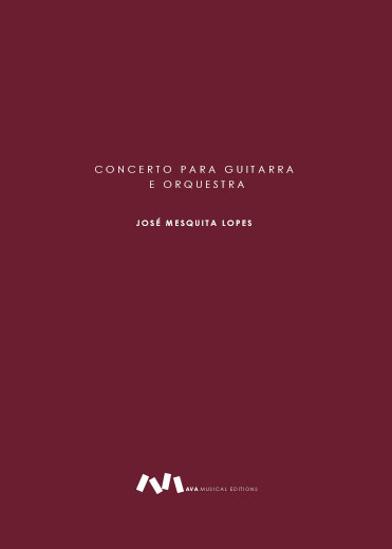 Imagem de Concerto para Guitarra e Orquestra