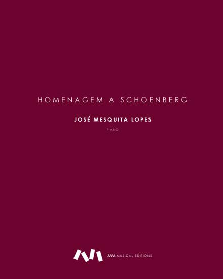 Picture of Homenagem a Schoenberg