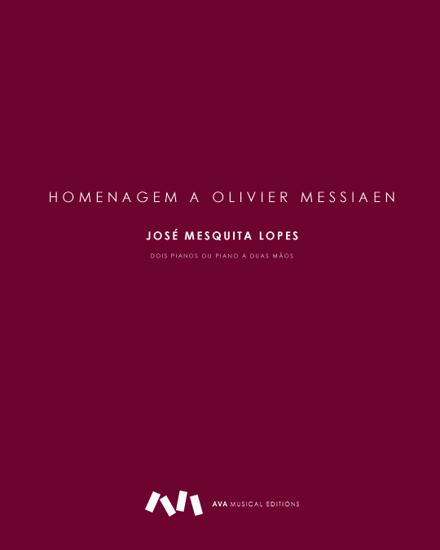 Imagem de Homenagem a Olivier Messiaen
