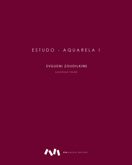 Imagem de Estudo - Aquarela I