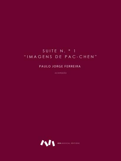 """Imagem de Suite n º 1 """"Imagens de Pac-Chen"""""""