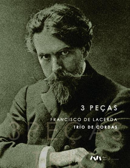 Picture of 3 Peças para Trio de Cordas