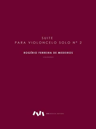 Imagem de Suite para Violoncelo solo nº 2
