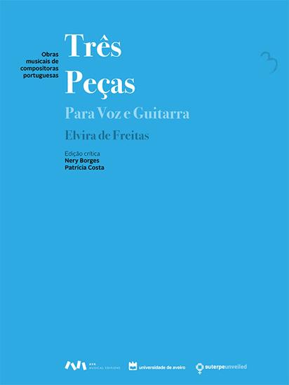 Picture of Três Peças para Voz e Guitarra